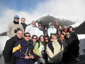 Profesores españoles asistentes al XI Congreso Internacional de Costes celebrado en Trelew (Argentina)